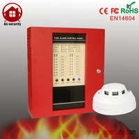 addressable fire alarm control panel to control fire