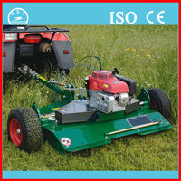 PTO Portable Mower mini tractor used grass cutter