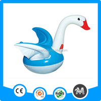 Promotional hot sale design inflatable animal plastic toy goose