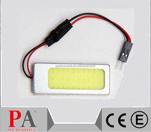 T10 Ba9s Festoon Truck C5W COB High Power LED Car License Plate Light Luggage Courtesy Car Door Light Lamp Bulb