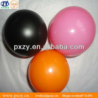 100mm Plastic Balls, 4 inch pp hollow floating sphere, HDPE & LDPE balloon