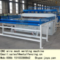 Fully automatic wire mesh panel transmission mechanism wire mesh welding machine