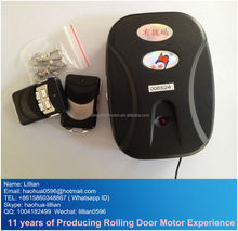 remote control receivers and transmitters for rolling shutter door motor