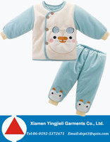2014 Embroidery Designs Of Winter Baby Suit For Girl