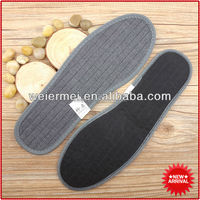 Hot Sales Pure Cotton Breathable Natural Scented Insole