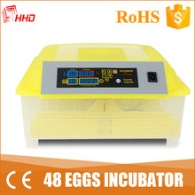 HHD 100 egg produce chicken machine automatic egg incubator china YZ8-48