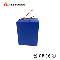 Rechargeable lifepo4 12.8V 20Ah battery pack For Electric vehicle