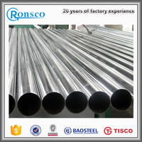 welded good price super duplex 4 inch stainless steel pipe