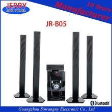 JERRY B05 big bass speaker 800w with blue tooth , USB ,SD , MMC , FM RADIO