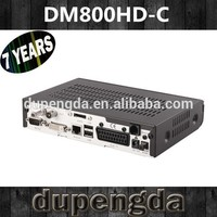 China supplier Set Top Box dm800 HD-C Cable Receiver