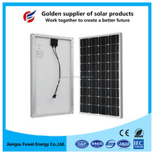 High efficiency low priced 90W PV solar panel with expored in Pakistan Lahore