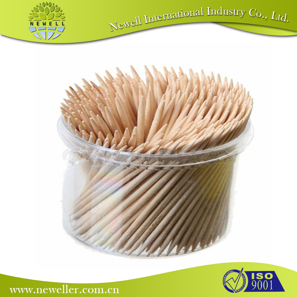 raw material 2.0*65mm toothpicks paper wrapping paper for pp bottle pack