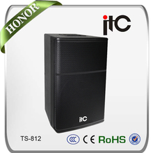 ITC professional 12 inch concert speakers for sale