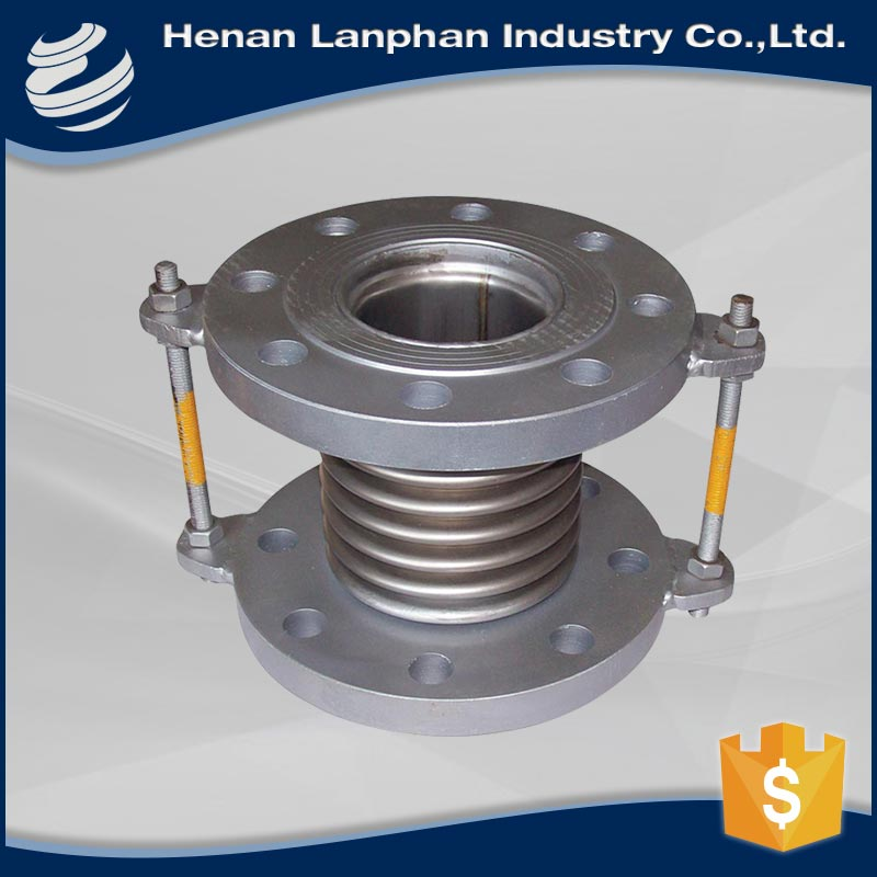 pipe fittings stainless steel telescopic expansion joint