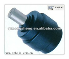 Kobelco spare part carrier roller for excavator SK320