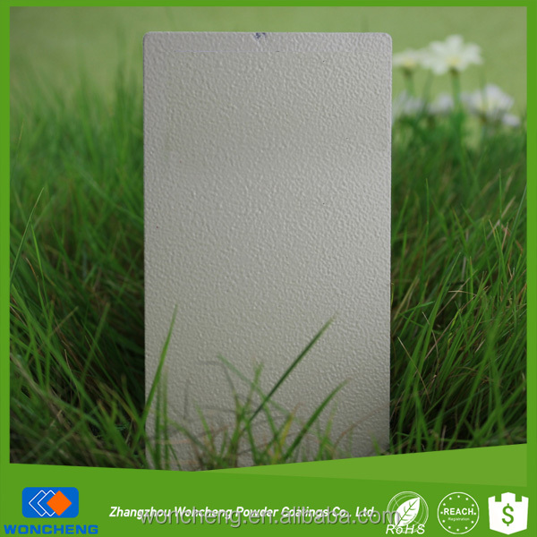 Electrical Insulating Varnish Pale Oyster Color Epoxy Polyester Spray Powder Paint