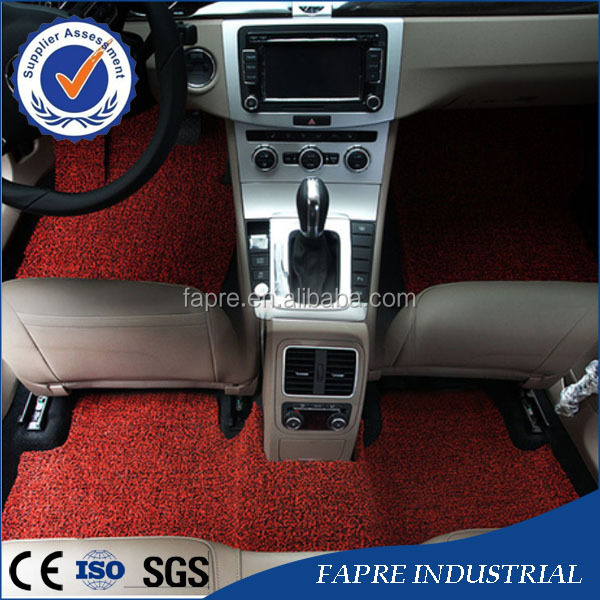 High Grade Wholesale PVC Car Mat