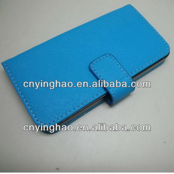 Contemporary special leather case for blackberry q10