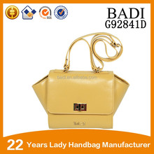 BADI new design bolsos mujer 2017 women fashion hard bag wholesale in greece