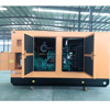 Weichai power silent electric generator for continuous wors