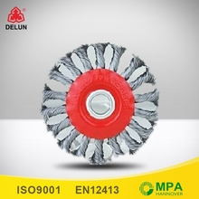 Crimped Wire Wheel Brushes cup shaped