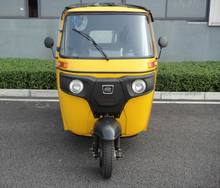 3 Passenger Tuktuk Factory Export to Nigeria KEKE Tricycle for Sale
