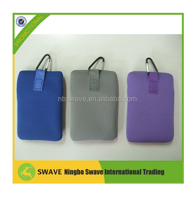 Pouch Cover Case neoprene Mobile Phone Bag