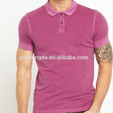 T-Shirts Product Type and Polo Collar Custom your own Polo t shirt for men top quality online shopping