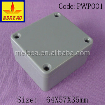 China Wholesale Price Electrical IP66 Plastic Waterproof Junction Box