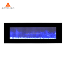 High efficiency Wall mounted electric fireplace,Home wall LED electric fireplace