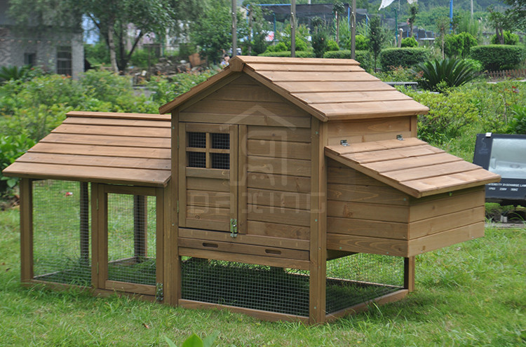 DXH014 China supplier large size small chicken coop designs