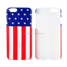 Full Cover Printing Custom Design Plastic Phone Case for iPhone 6