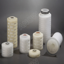 PP Pleated Micro Pore Filter Pleated Membrane