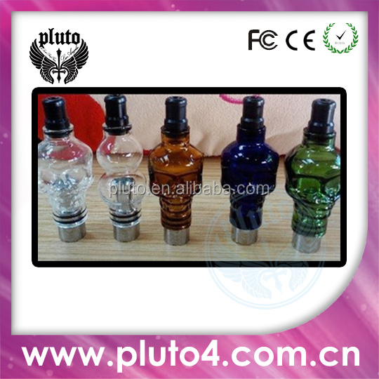 Popular colored skull e-cigarette