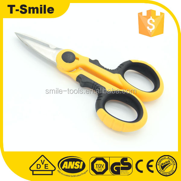 High Quality Electrician Scissors Manufacturers