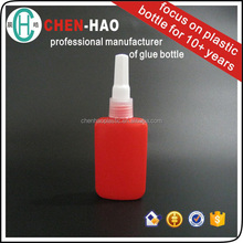 Plastic Bottle Hydraulic Seal Threadsealing Tough Instant Adhesive