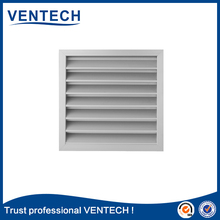 one piece rainproof air louver for ventilation use