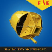 FAE IS YOU BEST BET!-Belling Bucket With Roller Bits For Drilling