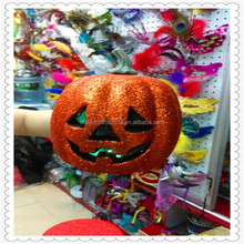 SCARY Halloween pumpkin for outdoor decoration