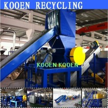 plastic recycling machine/ waste plastic recycling machine