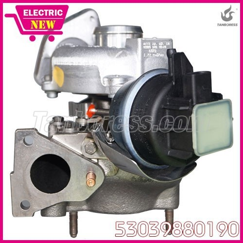 K03 Turbolader Electric VNT Turbocharger 2.0 TDI for Audi Seat