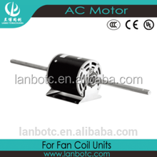 Low Price Air Conditioning Casette Type Fan Coil Unit Motor For Central Air Unit