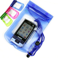 Waterproof Pouch PVC Bag Outdoor Use Phone USB Small Things Mini Storage Bag
