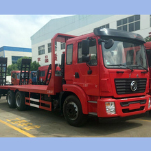 Dongfeng Manufacturer 6x4 10-Wheeler 20 Ton Flatbed Cargo Truck For Sale