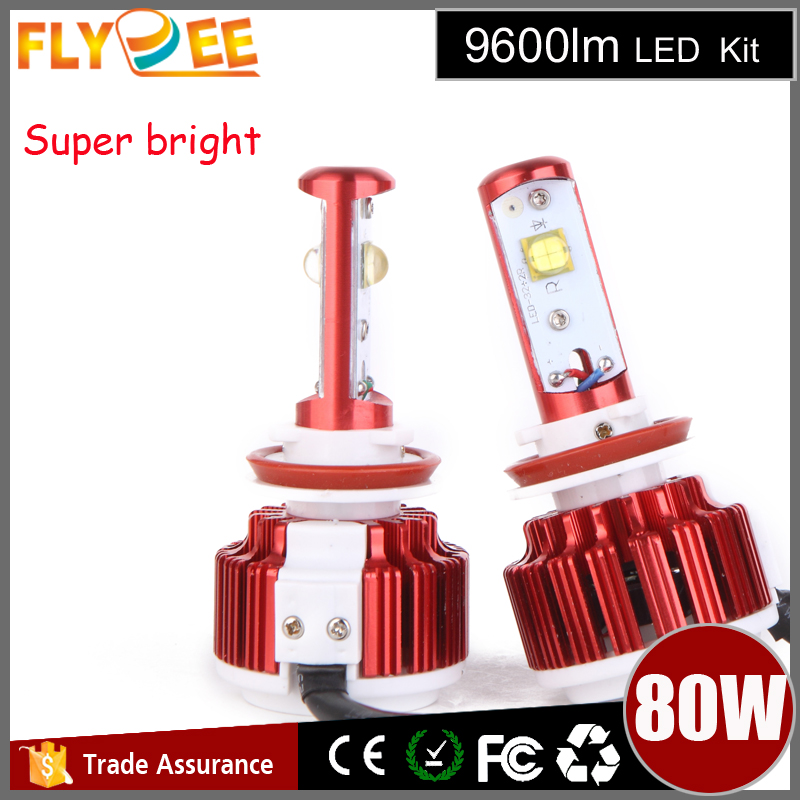 Super brighat Latest crees xhp 50 chips Crees led car tuning light h4 led headlight bulb