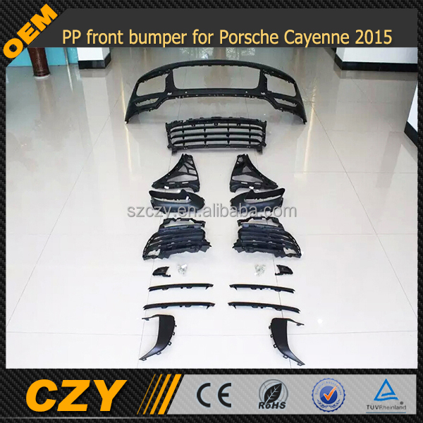 PP front bumper kit for Porsch e Cayenn e 2015