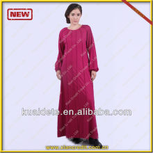 2014 latest new design abaya islamic dubai abaya for women KDTA013 for sale