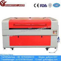 china OEM supplier GY-1390 co2 laser cutting machine from china