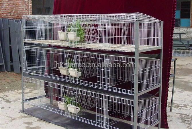 Как дешевле сделать клетку для кроликов