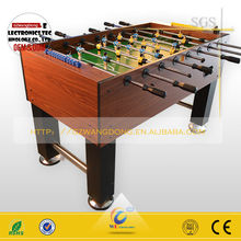 Wooden Hockey football Table of New Desigh with brown Color